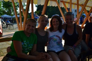 4 žene šire zabavu ;)